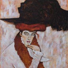 80x80  #paintondemand #homemade #modigliani #oilcanvas #oilpainting #arte