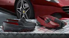 Tod's Ferrari gommino