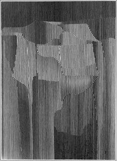 "rapid prose poem 28 dromik: "" thatsbutterbaby: ""Julian Stanczak, Rain and Reflections "" RIP "" Op Art, Generative Kunst, Line Drawing, Painting & Drawing, Motifs Textiles, I Love You Drawings, Architecture Drawings, Art Graphique, Art Plastique"