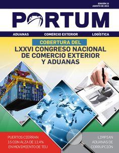 ISSUU - Revista PORTUM 23. Agosto 2015 by Revista Portum