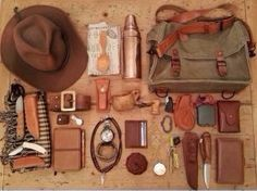 Everyday Carry - Lincolnshire UK/Overlander - Out & About