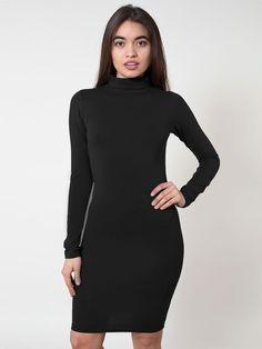 America Apparel spandex dress $44