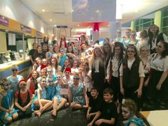 Students from Sussex Downs College and The Eastbourne Academy resurrected 'The Octavius' in regional dance and drama competition, Rock Challenge UK, supported by Sussex Police