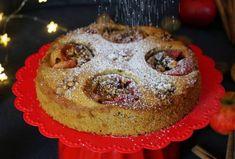 Bratapfel-Zimtkuchen - Rezept von Zimtduft Muffin, Breakfast, Desserts, Food, Fried Apples, Yummy Cakes, Backen, Cinnamon Cake Recipes, Dessert Ideas