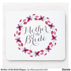 Shop Mother of the Groom Elegant Wedding Wedding Shower Gifts, Gifts For Wedding Party, Bridal Gifts, Diy Wedding, Party Gifts, Wedding Coasters, Custom Coasters, Simple Gifts, Wedding Groom
