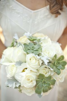 perfect someday wedding bouquet, for a girl with a little desert in her.