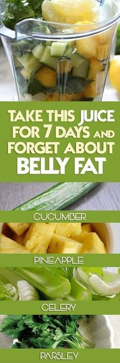 Take This Juice For 7 Days and Forget About Belly Fat! – 18aims