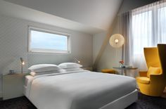 Andaz Large Suite Bedroom