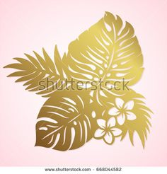 Image result for paper cut leaves