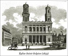 Église Saint-Sulpice (1833) | Bibliotec – À la française … 2