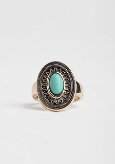 Mesa Point Ring at #threadsence @threadsence