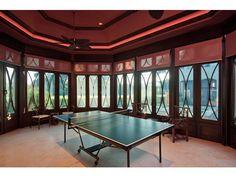 Ping Pong - Luxury - Game Room | Cabana | Bay Colony Golf Estates | Naples, Florida