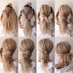 Blonde Bride, Bridal Hair, Bridal Hairstyles, Bride Hairstyles, Hairstyle Wedding, Hair Style Bride