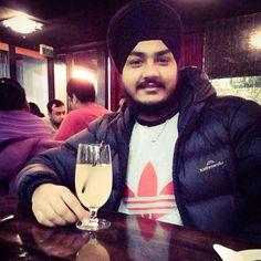 "@teji_dhaliwal's photo: ""#saturday#night#dinner#little#india#restaurent#awesome#food#fun#enjoy#alot#tired#addidas#kathmandu#singh#dhaliwal#jatt#punjabi#nz#town#sikh#beard#beardman#"""