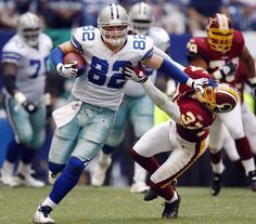 Jason Witten hates the Redskins!