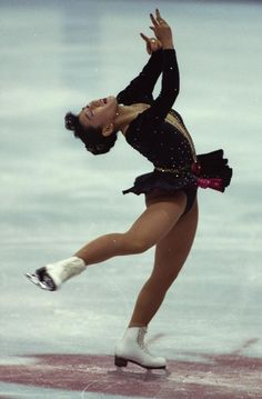 About Midori Ito: Japanese and World Figure Skating Champion and Olympic Silver Medalist