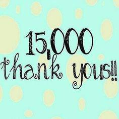 15,000 members.  Thank you Sarnia-Lambton!