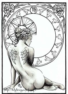 I'd change this up, but as far as the woman goes, I love this. #virgo