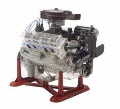 Amazon.com: Revell 85-8883 1/4 Visible V-8 Engine Plastic Model Kit, 12-Inch: Toys & Games