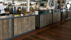 River Cottage canteen by Mackenzie Wheeler Architects + Designers, London   UK restaurant