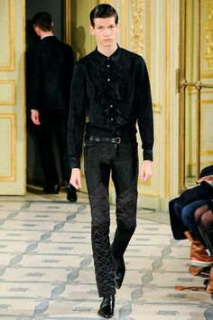 Alexis Mabille Photo 24Fall 2012 Menswear Alexis Mabille Collection