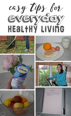 Easy Tips for Everyday Healthy Living! #BeGoodToYourBones @walgreens #ad