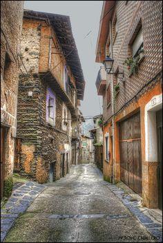 Robledillo de Gata. Extremadura. Spain