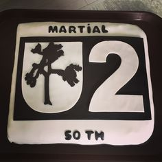Gateau U2 by Evil