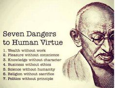 A Fantastic Quote.Gandhi