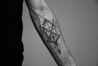 SERGEY BERLIN, tattoo artist / master of mental geometry