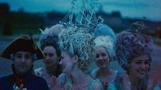 Sofia Coppola's Marie Antoinette is life! <3 I was so obsessed with this movie once upon a time i just love historical fiction :D