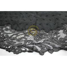 Antigua mantilla de toalla