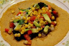 Corn Tortillas Made at Home From Scratch