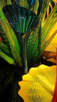 Chihuly Garden & Glass Seattle