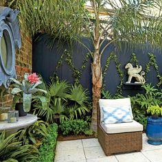 Petite Backyard Retreats: Outdoor Seating Area