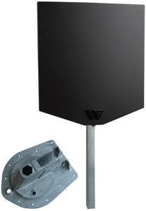 RAYZAR AIR AMPLIFIED LOCAL HD AND DIGITAL BROADCAST ANTENNA