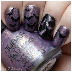 Dile Nails: Vahingossa halloweenia