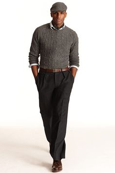 Classic men's fashion...Ralph Lauren