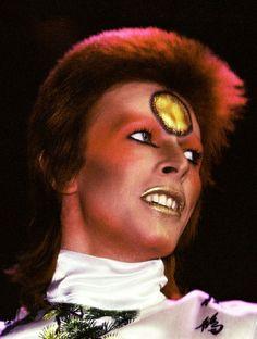 David bowie / Ziggy Stardust ⚡
