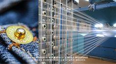 DENHAM the Jeanmaker - Premium Textiles Economic Geography, Textiles, Fabrics, Textile Art