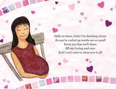 Belly Books: Top 5 reasons to read to your baby in utero
