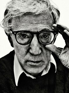Woody Allen - Street art - Pop art - Artiste franco Belge Benjamin Spark - Inspiration comics - Super Héros