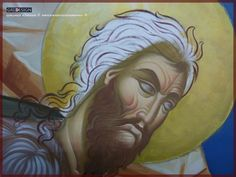 Iconographer Qirjako Kosova (Gridesign- Iconography) The Video… Byzantine Art, Painting Process, Sacred Art, Religious Art, Art Techniques, Carving, Facebook, Watch, Drawings