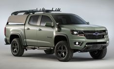 We Examine How The 2017 Chevy Colorado Advance Suspension Works To Make Midsize Truck An Off Road Demon