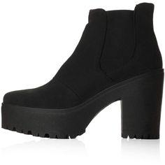 TOPSHOP ALLSORTS Chelsea Boots