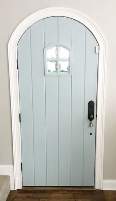 Painting Interior Doors • Robyn's Southern Nest
