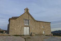 Ermita de Nuestra Señora de la Peña Sacra en Manzanares el Real, Madrid