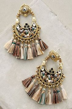 Aretes primavera-verano 2017 ¡Te encantarán! http://cursodeorganizaciondelhogar.com/aretes-primavera-verano-2017-te-encantaran/ Earrings spring-summer 2017 You will love it! #Accesorios #Accesoriosdemoda #aretes #Aretesprimavera-verano2017¡Te encantarán!#ear #earrings #Moda #teassel #teasselearrings