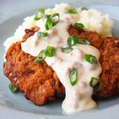 I kinda followed this recipe... But not entirely. And it was tasty. :) Country Sausage Gravy Recipe
