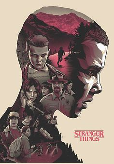 stranger things seri